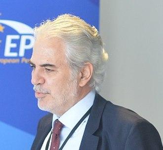 Christos Stylianides - Image: Stylianides