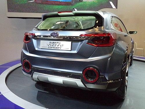Subaru Viziv Wikipedia