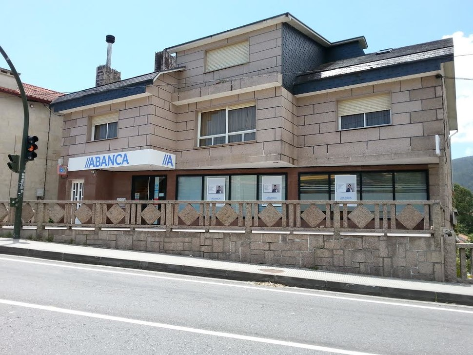 Sucursal de ABANCA en Santa Cristina de Cobres, Vilaboa