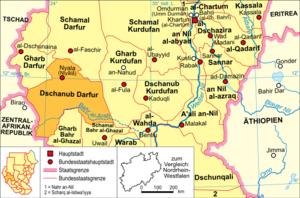 Sudan-map-political-dschanub-zulur.png