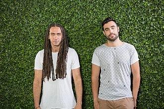 Sultan & Shepard - Sultan (left) and Shepard (right)