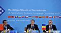 Summit-ul Premierilor din Europa Centrala si de Est - China, Bucuresti (11170593286).jpg