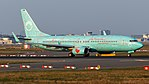 SunExpress Deutschland (Istanbul livery) Boeing 737-800 (D-ASXO) at Frankfurt Airport.jpg