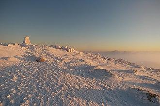 Mount Kosciuszko - Mount Kosciuszko summit