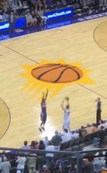 d604ba534a9b 2018–19 Phoenix Suns season - The Phoenix Suns (purple) played the Memphis