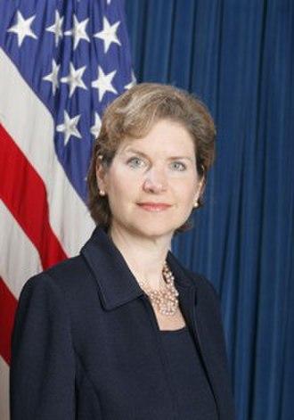 Susan Schwab - Image: Susan Schwab, USTR official photo