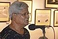 Susanta Banerjee Addresses - Group Exhibition Inauguration - PAD - Kolkata 2016-07-29 5252.JPG