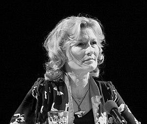 Suzanne von Borsody - Suzanne von Borsody at Cologne literature festival 2006