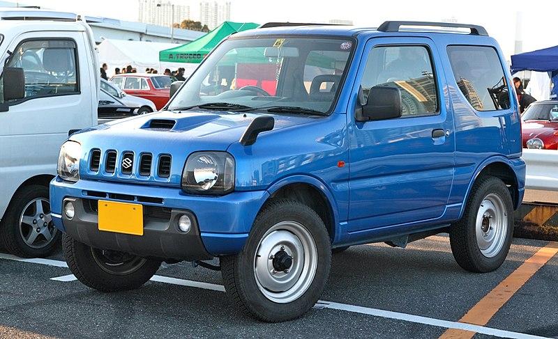 С ТОП-3 вошли модели Suzuki Volvo и Range Rover