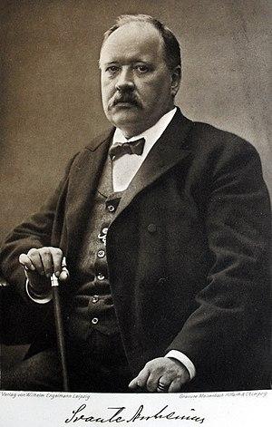 Svante Arrhenius - Svante Arrhenius (1909)