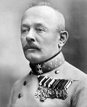 Svetozar Boroević - Image: Svetozar Boroëvić von Bojna 1914
