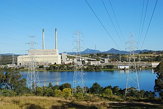 Swanbank Power Station - Swanbank Power Station