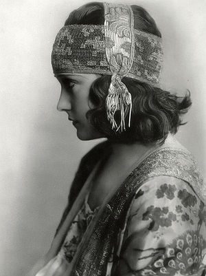 Gloria Swanson - Gloria Swanson in a production still from the film, Don't Change Your Husband (1919)