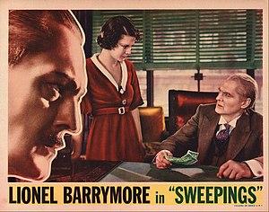 Sweepings - Lobby card