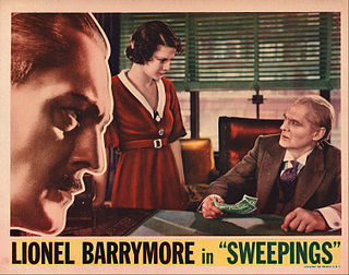 <i>Sweepings</i> 1933 film by John Cromwell