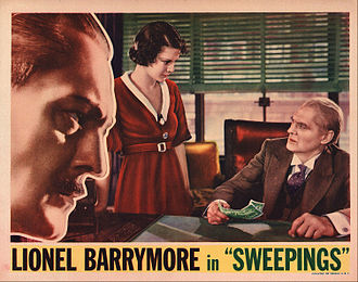 Sweepings - Lobby card