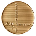 Swiss-Commemorative-Coin-1991-CHF-250-reverse.png