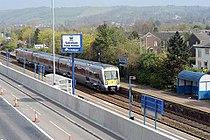 Sydenham railway station, Northern Ireland in 2007.jpg