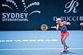 Sydney International Tennis WTA Premier (46001166375).jpg