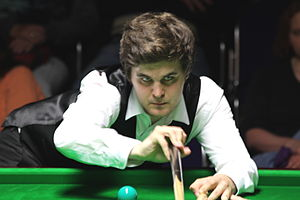 Sydney Wilson - Wilson at the 2013 Paul Hunter Classic.