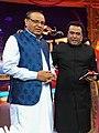 Syed Sallauddin Pasha with Actor Mukhyamantri Chandru.jpg