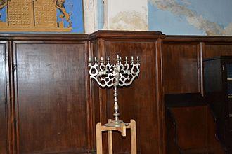 Kaunas Synagogue - Image: Synagogue Kaunas inside view 5