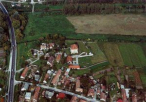 Szabadbattyán - Aerialphotography of Szabadbattyán