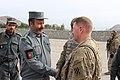 TAAC-E advisers observe progress in Afghan police logistics 150217-A-VO006-265.jpg