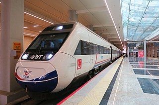 High-speed rail in Turkey Overview of the high-speed rail system in Turkey