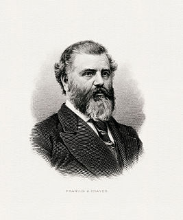 Francis S. Thayer American politician