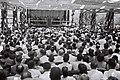 THE CORNERSTONE LAYING CEREMONY OF THE WEIZMAN INSTITUTE IN REHOVOT. טקס הנחת אבן פינה למכון וייצמן ברחובות.D824-103.jpg