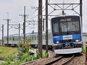 東武野田線's relation image