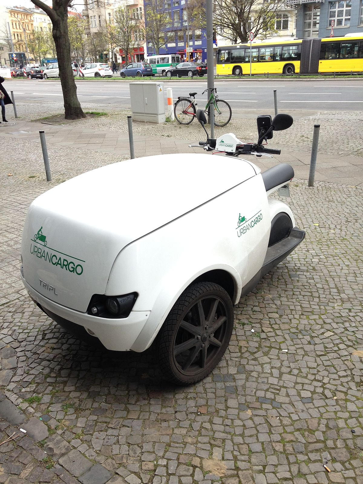 Electric Trike Wikipedia
