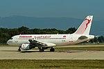 TS-IMJ Airbus A319-114 A319 - TAR (29377005913).jpg