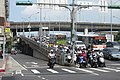TW 台灣 Taiwan TPE 台北市 Taipei City 中正區 Zhongzheng District 忠孝西路 Zhongxiao West Road morning August 2019 IX2 63.jpg
