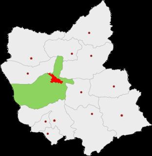 Tabriz, Osku and Azarshahr (electoral district)