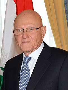 Tammam Salam Lebanese politician
