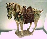 Glaze Procelain Horse