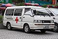 Tao Lian Ambulances Co., Ltd. CMC Mitsubishi Delica Ambulance 20150321.jpg
