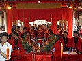 Taoist ceremony at Xiao ancestral temple in Chaoyang, Shantou, Guangdong (daoshi) (2).jpg