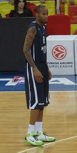 Tarence Kinsey - Kinsey with Anadolu Efes