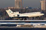 Tatarstan Airlines Yakovlev Yak-42 Dvurekov.jpg