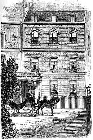 Tavistock House - Tavistock House