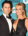 Taylor Armstrong with John Bechini (8182056569) (cropped).jpg