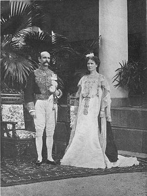 Frederick Lugard, 1st Baron Lugard - Lord and Lady Lugard.