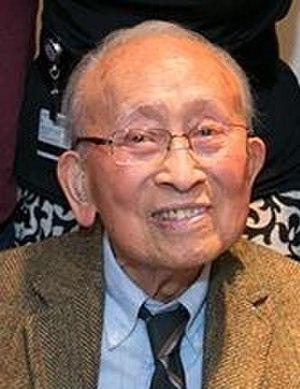 Tyrus Wong - Wong in 2014
