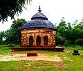 Tejpal temple kalindibandh bishnupur west bengal.jpg