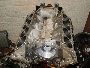 Ford Mustang SVT Cobra - A Teksid block