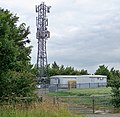 Telecommunications Mast on Barton Hill - geograph.org.uk - 1393409.jpg
