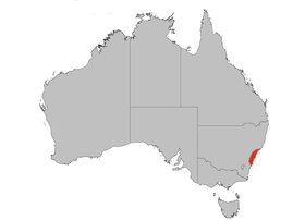 Telopea speciosissima dist map.png